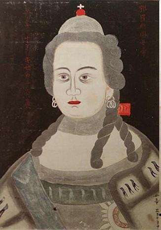 Русская императрица.