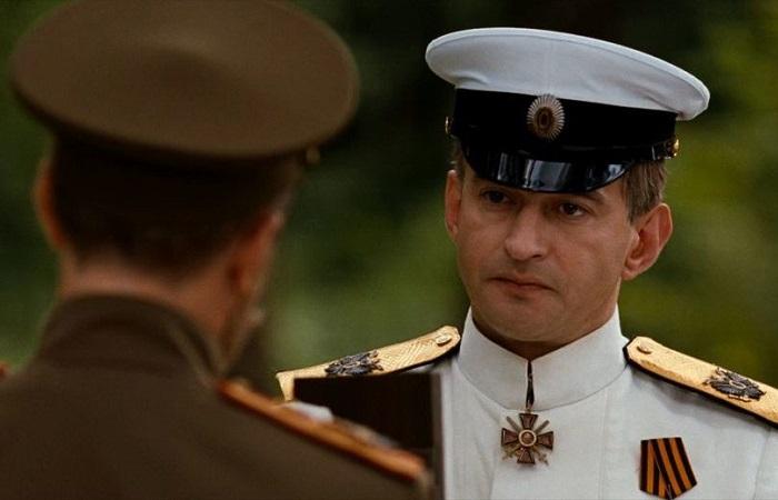 Колчак, Деникин, Врангель: памятка по трём белым генералам - преемникам друг друга. Кадр из фильма *Адмиралъ*.