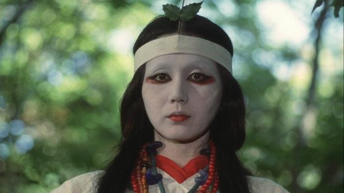 Кадр из фильма «Химико» 1974 года.