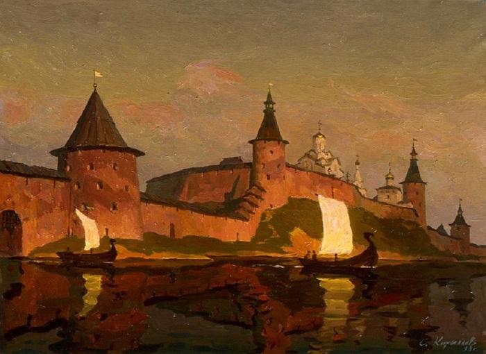 Картина Сергея Кириллова.