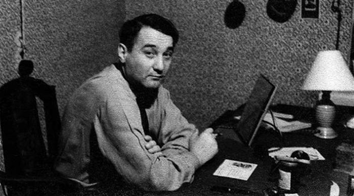 Лев Гумилёв.
