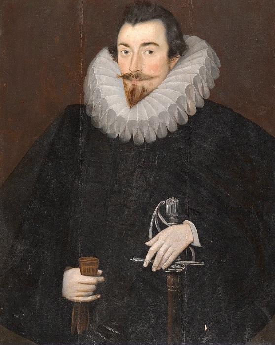 Сэр Джон Харрингтон был также известен своими постоянными туалетными шуточками.