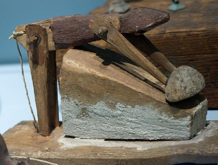 Подвижные игрушки были не редкостью в Древнем Египте.