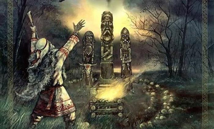 После многих лет вытаптывания памяти о языческих богах новые славянские народы стали интересоваться богами и пытаться воссоздать их образы и имена.