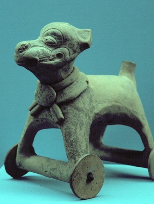 Таких собачек в Мексике нашли несколько.