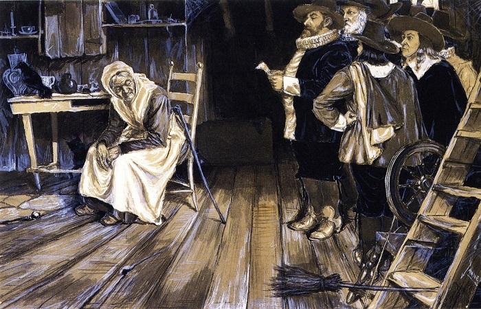 Есть четыре теории, почему двести лет в Европе охотились на ведьм.
