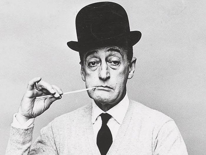Итальянский комик Тото.