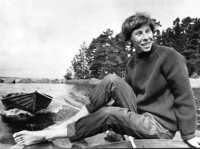 Туве Янссон - самая знаменитая женщина за историю Финляндии.