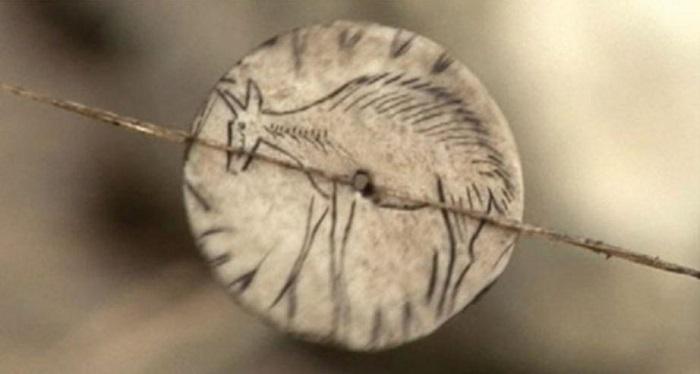 Для демонстрации работы учёные изготовили копию одного из вращающихся дисков.