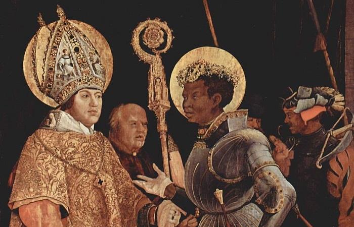 Кому и почему покровительствовал чернокожий святой в Средние Века.