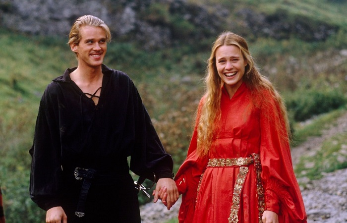 Как императорские детки сотрясали любовными скандалами Европу. Кадр из фильма *Принцесса-невеста*.