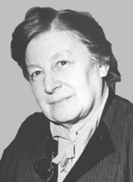 Груня Ефимовна Сухарева.