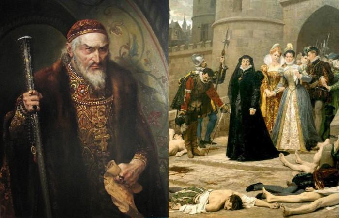 История Европы и Азии в Иванах Грозных: что происходило в мире при русском царе.