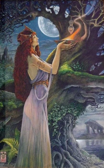 Рисунок Уилла Уортингтона.
