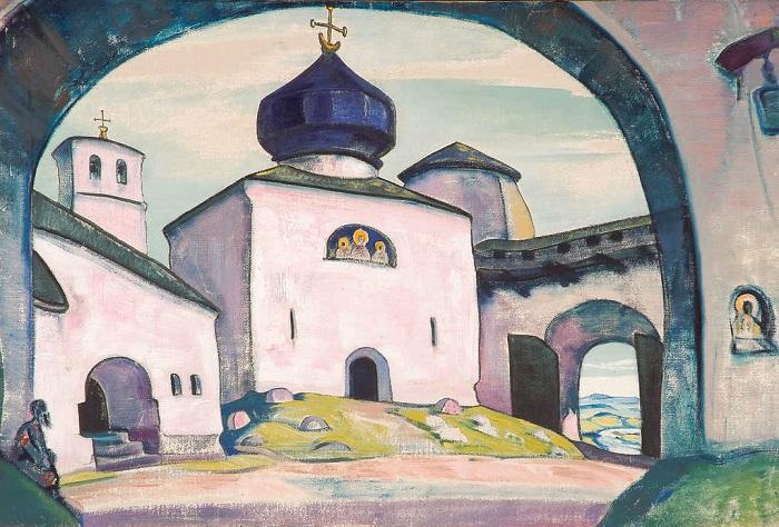 В отличие от других больших древнерусских городов, в Пскове сохранились церкви, построенные до нашествия монголов.
