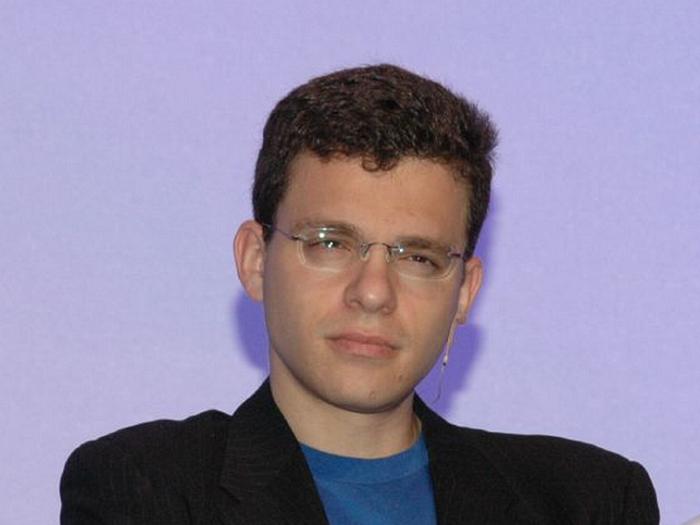 Макс Левчин, один из мультиэтничной команды программистов, создавшей PayPal.