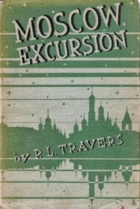 Книга Трэверс об СССР.