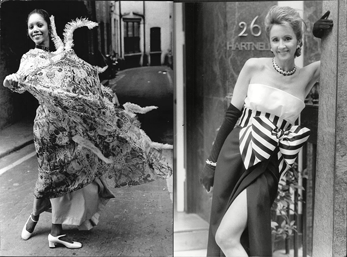 Фратини предпочитала, чтобы модели во время съемок двигались, смеялись, танцевали.