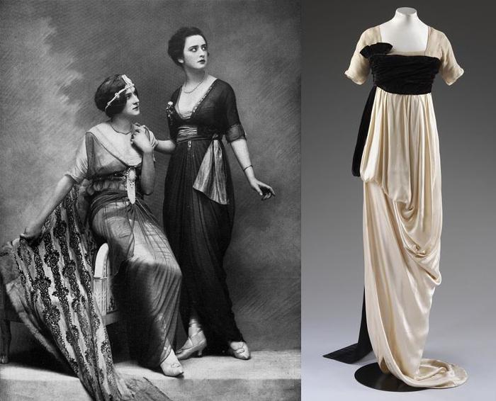 Новаторские модели от леди Дафф Гордон.