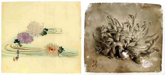 Эскизы Рене Лалика.