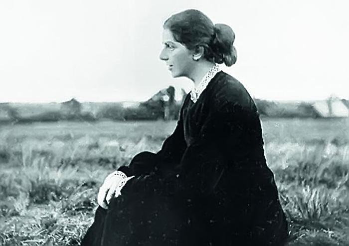 Паула Модерзон-Беккер.