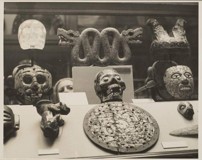 Клод Каон в своих работах открывала тайны своей души.