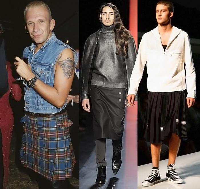 Мужские юбки.