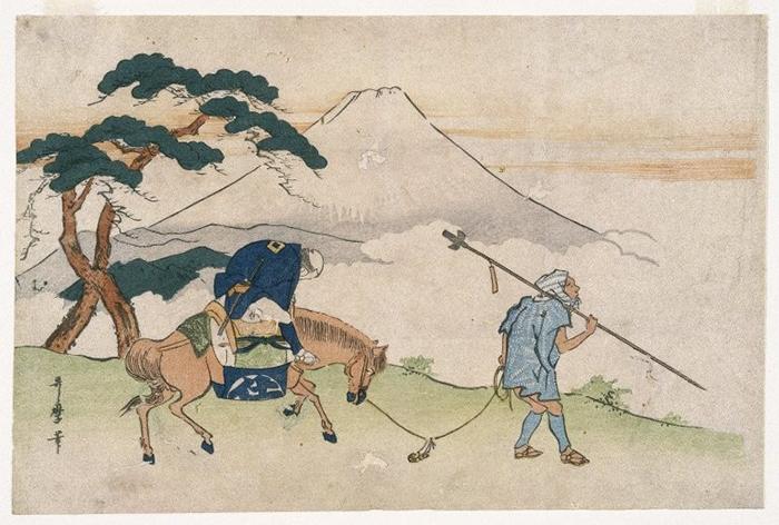 Утамаро был разносторонним художником.