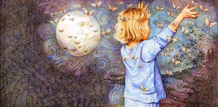 Иллюстрация Анны Ивонн Гилберт.