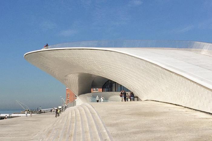Музей МААТ в Лиссабоне.