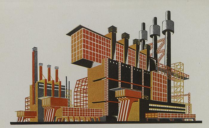 Работы Чернихова вдохновляют современных архитекторов.