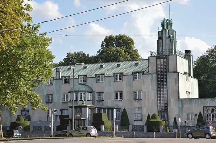Дворец Стокле.
