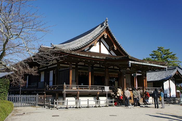 Старейший деревянный храм в мире.
