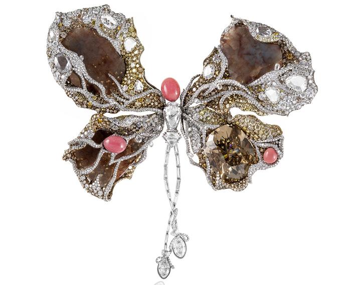 Бабочка-балерина.