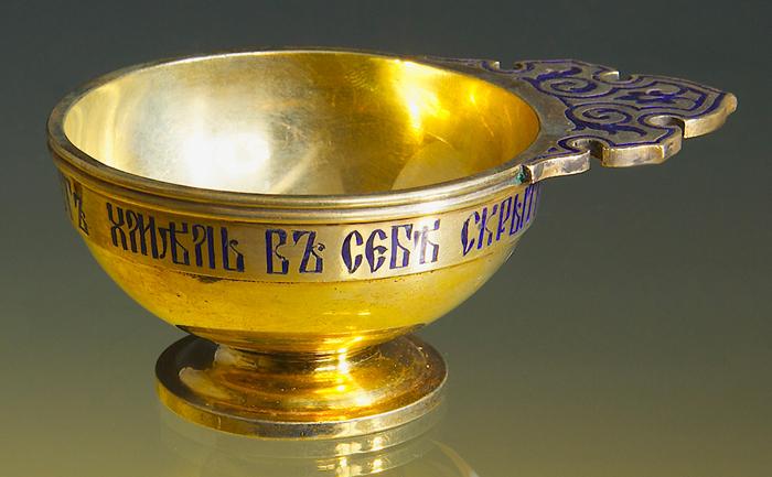 Сазиковы производили и церковную утварь.