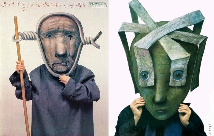 Стасис использует для масок странные материалы.