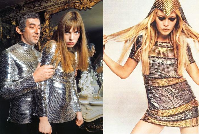 Пако Рабанн одевал в металл знаменитостей.
