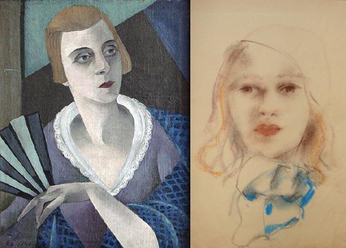 Бельцова работала в разных стилях и техниках.