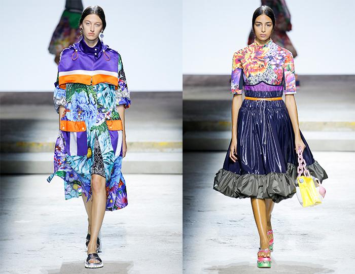 Мода для Мэри Катранзу - это получение нового опыта.