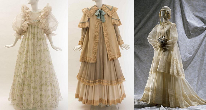 Романтические вечерние и свадебные платья Fratini.