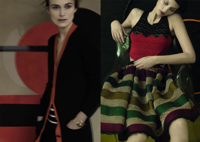 Сара Мун сотрудничала со многими модными марками и изданиями.
