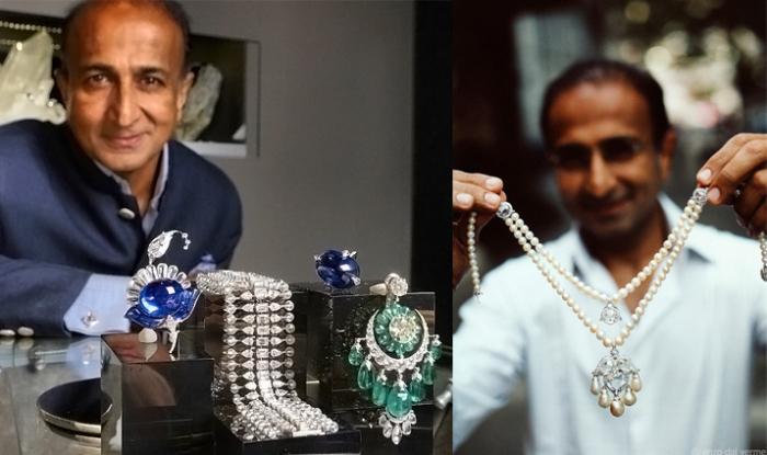 Редкие кадры: Вирен Бхагат рассказывает о своих украшениях.