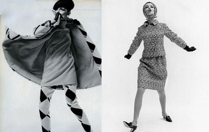 Ирен Голицына - одна из создательниц моды 60-х.