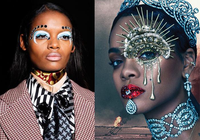 Пэт много сделала для продвижения в моде и медиа женщин с ее цветом кожи.