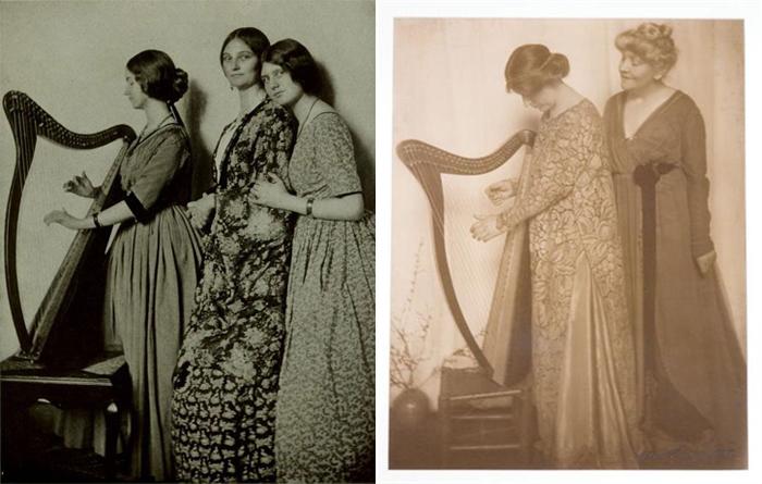 Боутон снимала, поддерживала и любила женщин.