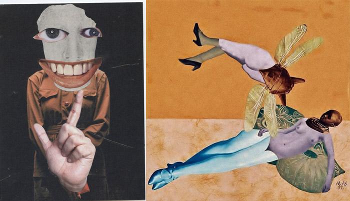 Ханна Хёх экспериментировала с пропорциями и образами.