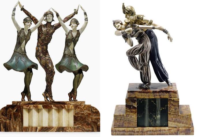 Образы русского балета.