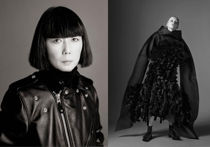 Рей Кавакубо и ее безумные модные эксперименты.