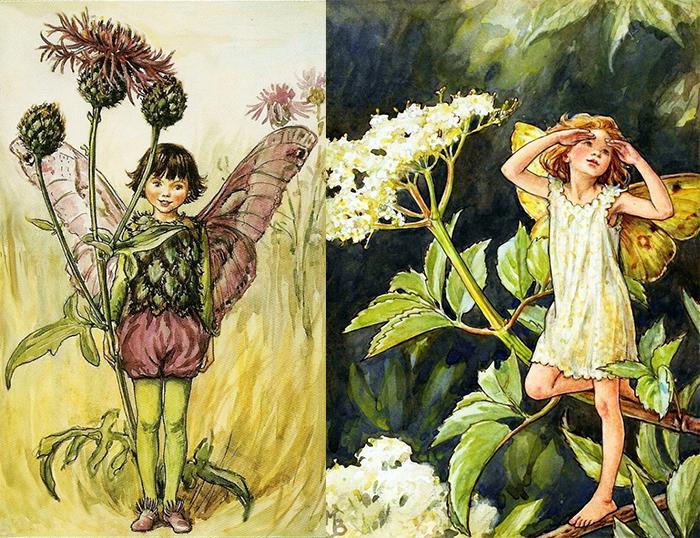 Иллюстрация была для многих художниц способом заработать любимым делом.
