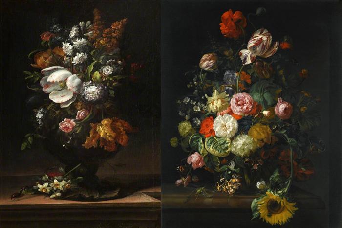 Натюрморты Рюйш стали популярны в том числе потому, что голландцы увлеклись садоводством.